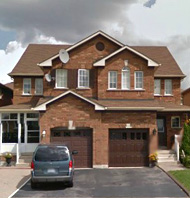 Vaughan Semi-Detached Home